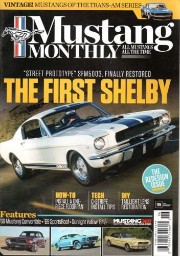 Mustang Monthly    June2015