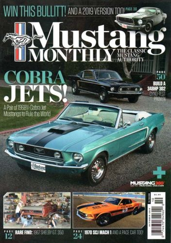 Mustang Monthly    October2018