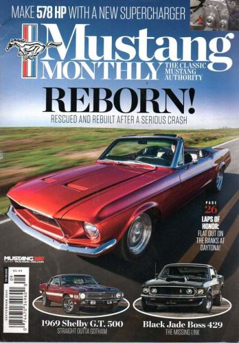 Mustang Monthly    September2019