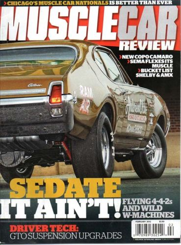 Musclecar Review    February2012