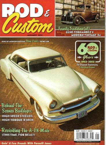 Rod & Custom     January2013