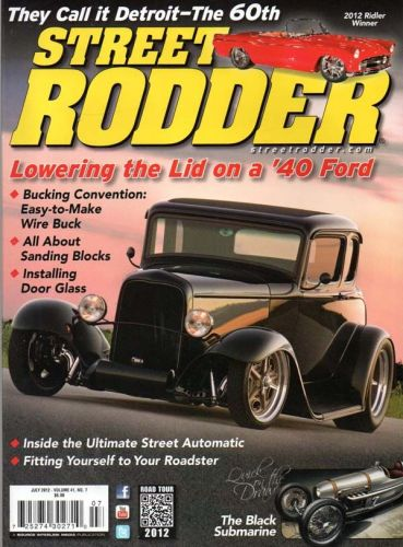Street Rodder     July2012