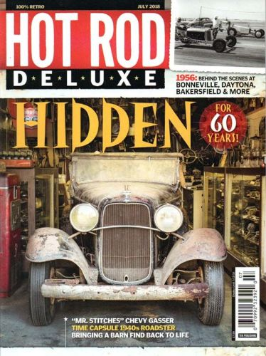 Hot Rod Deluxe     July2018