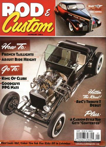 Rod & Custom     January2014