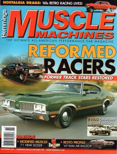 Muscle Machines     November2011