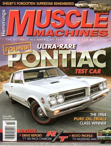 Muscle Machines     October2010