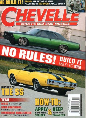chevelle 2008 july