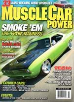Muscle Car Power