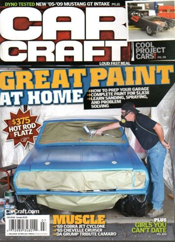 car craft 2011 july