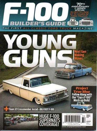 F-100 Builders Guide Spring 2019