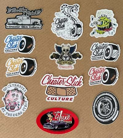 stickers today 400