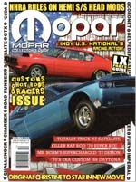 MOPAR COLLECTORS GUIDE