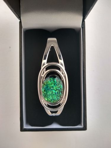 Emerald Oval