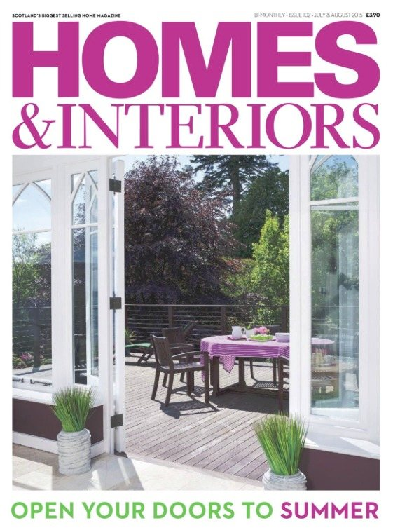 home and interiors scotland