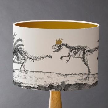 Jurassic Park Life - Dinosaur Lampshade