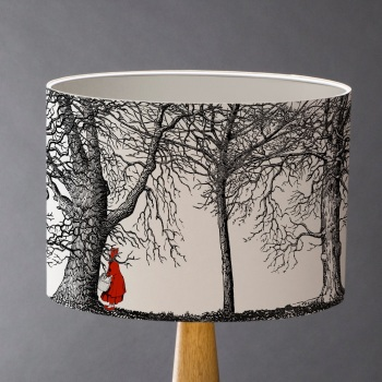Red Riding Hood Fairytale Lampshade