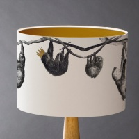 Sloth Lampshade