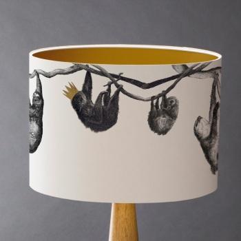 Sloth Lampshade