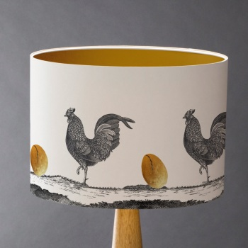 Which Came First? Lampshade