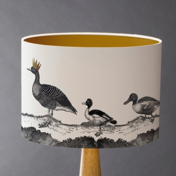 Ducks On Parade Lampshade