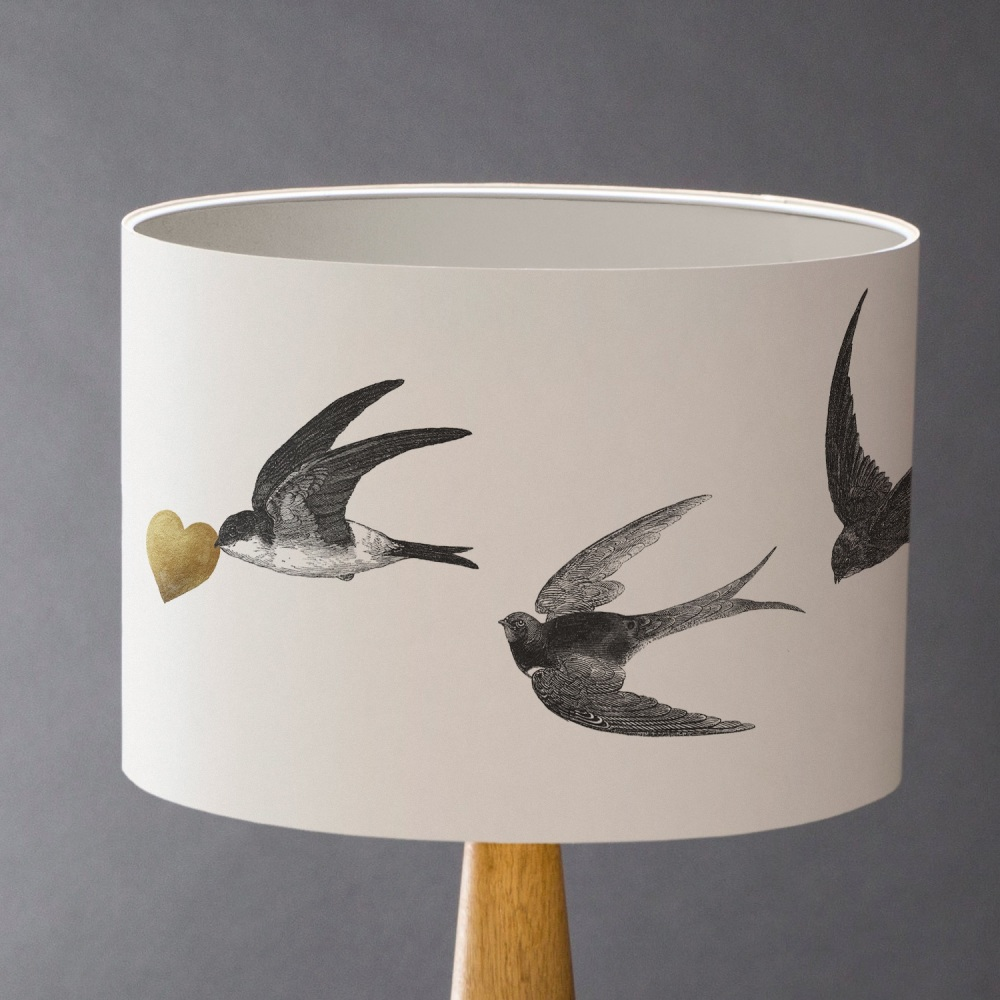 Airmail! - Swallows Lampshade