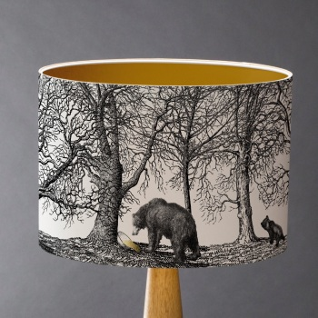 Three Bears Lampshade