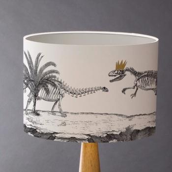 SAMPLE - Jurassic Park Life - Dinosaur Lampshade