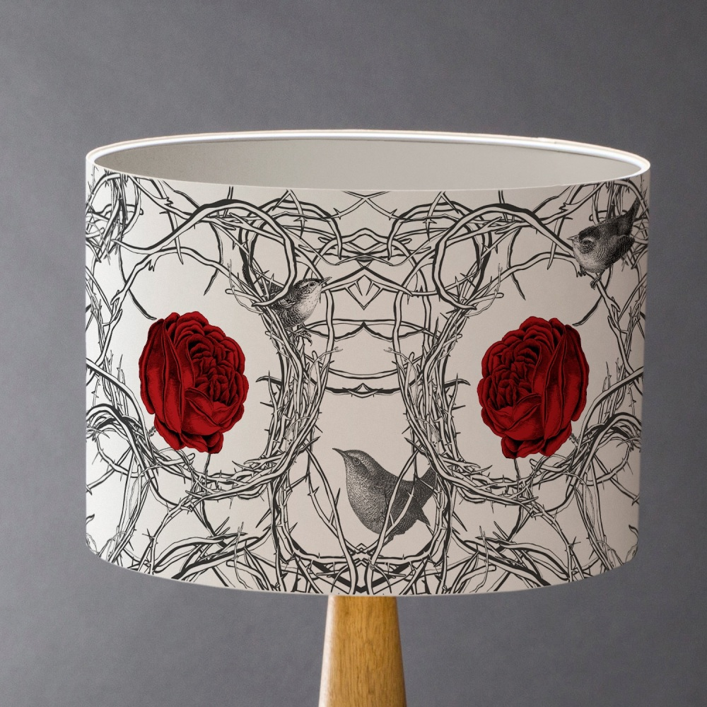 Sleeping Beauty Fairytale Lampshade
