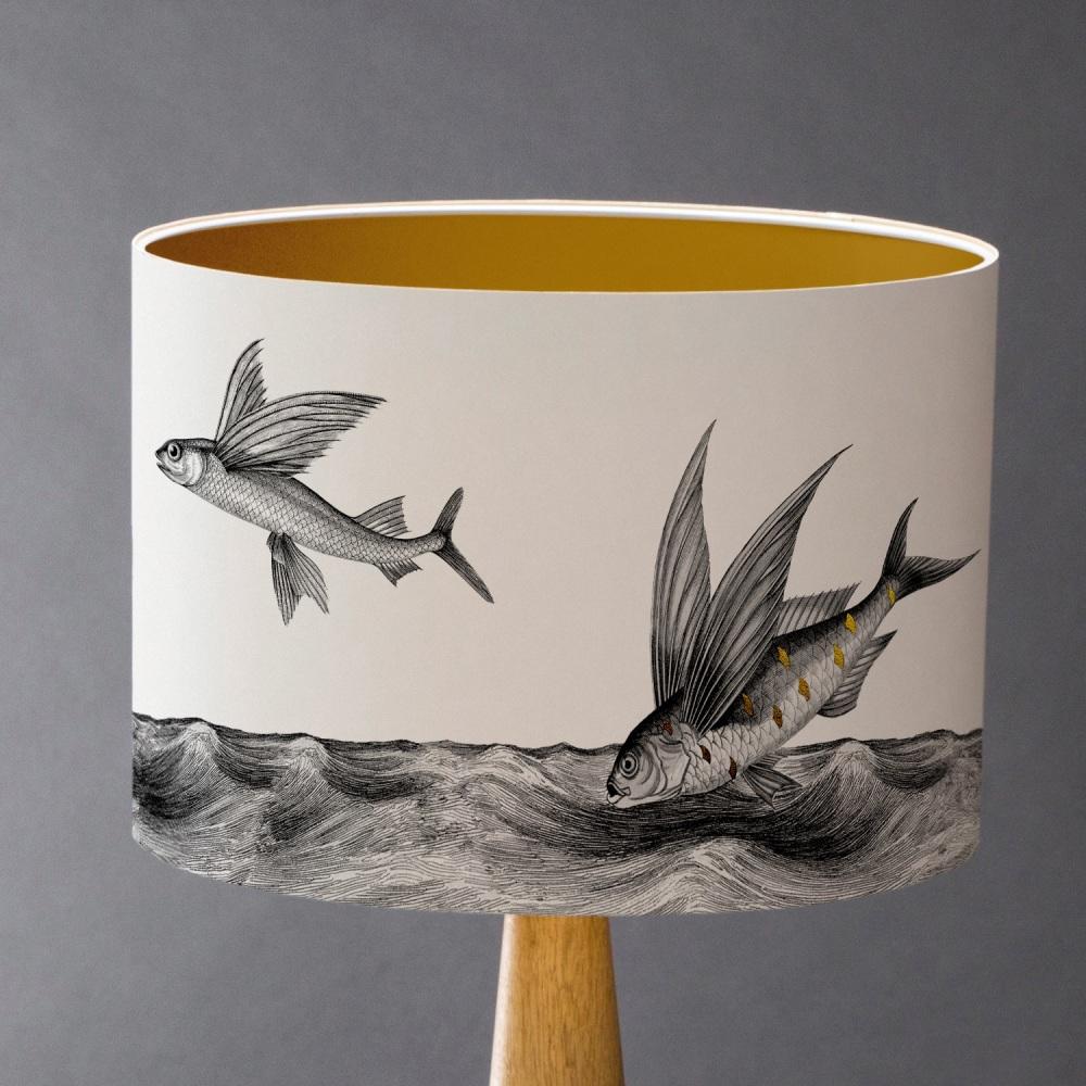 Flying Fish Lampshade