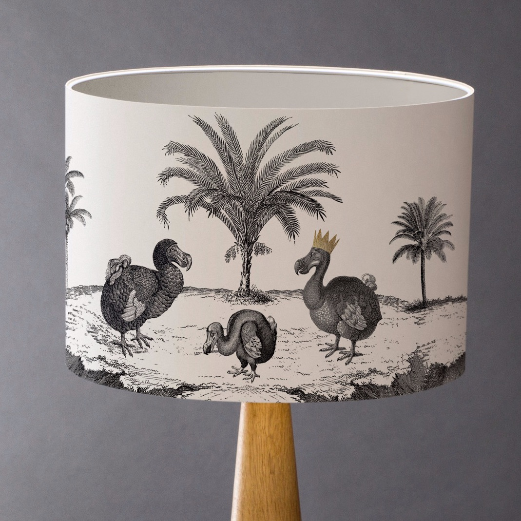 Sample Dodos! Lampshade