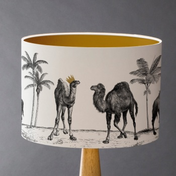 Camels Lampshade