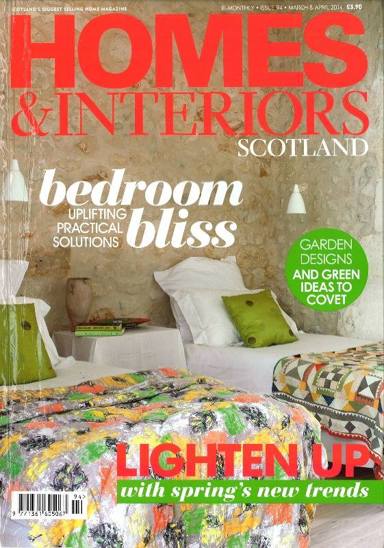 2014 march - homes & interiors