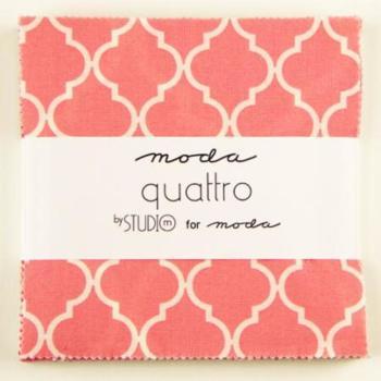 """Moda - Quattro - Studio M - 5"""" Charm Squares"""