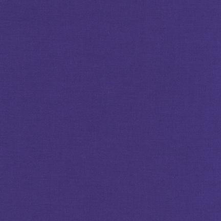 Kona Cotton Solids - Peri - 1048