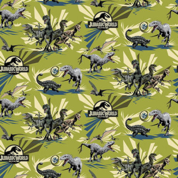 Nutex - Jurassic World - Green