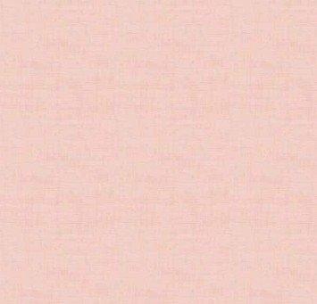 Makower - Linen Texture - Pale Pink