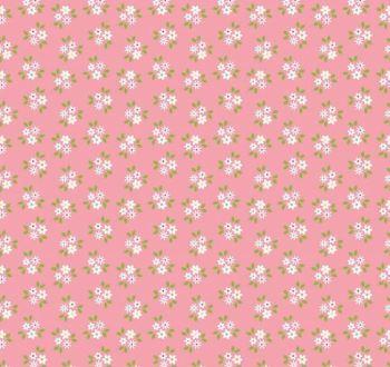 Riley Blake - Garden Girl - Peonies - Pink