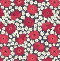 Lewis & Irene - Grandma's Garden - Poppy - Red