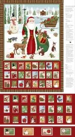 EQS - Blank Quilting Corporation - A time of Wonder advent calendar