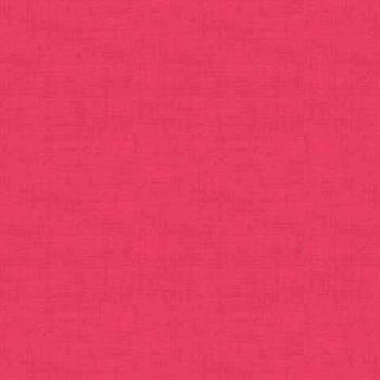 Makower - Linen Texture - Fushia