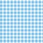 Makower - Gingham - Blue