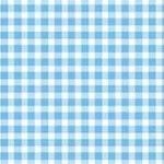 Makower - Gingham - Blue