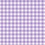 Makower - Gingham - Lavender
