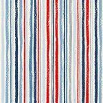 Makower - Sail Away - Chalk Stripe
