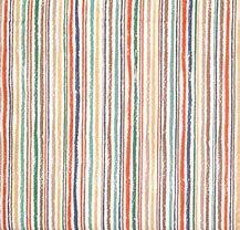 Makower - Jungle Friends - Stripe Blue