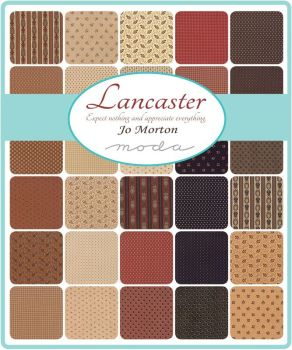 "Moda - Lancaster by Jo Morton - 10"" Layer Cake"