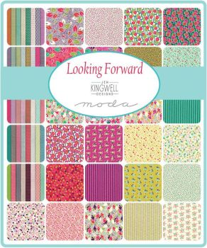 "Moda - Looking Forward - 2 1/2"" strips Jelly Roll"