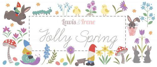Lewis & Irene - Jolly Spring - Fabulous 40s - 2 1/2
