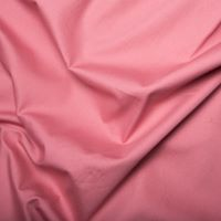 Rose & Hubble - 100% Plain Cotton Poplin - Salmon Pink