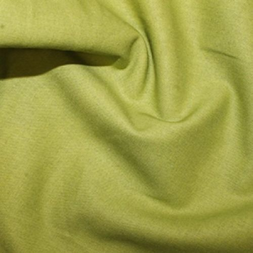 Rose & Hubble - 100% Plain Cotton Poplin - Chartreuse